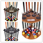 Cue Rack Only - 8 Pool Billiard Stick & Ball Floor Stand ,Ships Free $62.9 USD on eBay