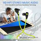 Lightweight Wireless Bluetooth 4.0 Earbuds Built-In Mic For Samsung Apple Phone
