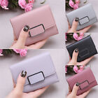 Women Ladies Small Mini Wallet Card Holder Clutch Handbag Coin Case Purse Xmas image