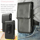 Black✔Vertical Belt Clip Quality Pouch Holster✔Genuine Original Phone Case