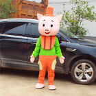 Pig Costume Easter Mascot Party Cosplay Outfit Game Adult Dress Parade Animal
