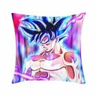 Dragon Ball Z Throw Pillow Case Cushion Cover Mat Home Bed Sofa Xmas Home Decor