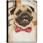 Azzumo Pug Pugs Love Little Dogs PU Leather Case for the Bush Tablet