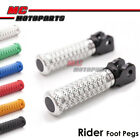CNC Front Rider Foot Pegs POLE For Triumph Speed Triple T509 1997-1998 97 98 $33.19 USD on eBay