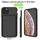 Power Bank Battery Charging Case Phone Cover Shell For iPhone 11 Pro Max Charger