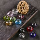 10PCS/Set Crystal Cut Glass Beads 8*14mm For Jewelry Necklace Making DIY 03