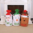Christmas Bag Santa Claus Backpack Holiday Candy Gift Bag Home Decoration 03