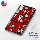 betty boop Pattern iPhone X Samsung S10 Pixel Case $22.99 USD on eBay