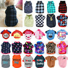 Внешний вид - Pet Dog Clothes Puppy T Shirt Clothing For Small Dogs Chihuahua Vest Apparel