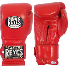 Cleto Reyes Hook and Loop Leather Training Boxing Gloves
