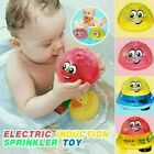 Electric Funny Baby Sprinkler Ball Shower Bath Spray Toys LED Music Kids Toy