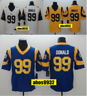 Aaron Donald #99  Los Angeles Rams Jersey High Quality $31.99 USD on eBay