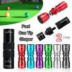 Multifunctional Snooker Billiards Pool Cue Tip Shaper Scuffer Aerator Care $9.88 USD on eBay