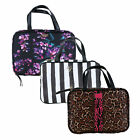 Внешний вид - Victoria's Secret Cosmetic Bag Travel Zip Hanging Case Zipper Makeup New Nwt Vs