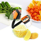 Kyпить NutriChopper - Food Chopper & Dicer w/ 3 Stainless Steel Blades & Container, New на еВаy.соm