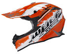 Wulfsport Adult Helmet Off Road Pro MX Motocross Helmet Racing Quad Bike ATV