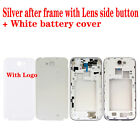 OEM For Samaung Galaxy Note II 2 N7100 SHV-E250 Back Battery Cover housing Frame