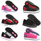 Heelys HX2 Fresh Children's Roller Shoes Dual Roll Shoes with 2 Rolls