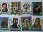 Topps Star Wars Rise of Skywalker Pick Special insert cards inc Limited Edition