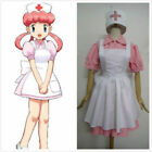 Pokemon Nurse Joy Cosplay Costume Dress