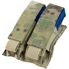 Condor MA23 Tactical MOLLE PALS Modular Double Pistol Mag Magazine Utility PouchMagazine Pouches - 73965