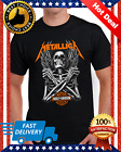 Metallica Motor Harley-Davidson Cycles Skull Gift fan music band Tee Shirt M-3XL image