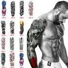 Kyпить Full Arm Temporary Tattoo Sticker Waterproof Fake Sleeve Flash Tattoo Men Woman на еВаy.соm