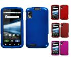 Two Piece Hard Slim Snap on Cover Protector Case for Motorola Olympus/Atrix 4