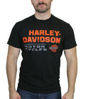 Harley-Davidson Mens Harley Legacy B&S Black Short Sleeve T-Shirt $14.99 USD on eBay