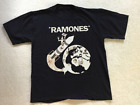 Ramones Shirt Rocket To Russia t-shirt concert tour Punk Short Sleeve F792 image