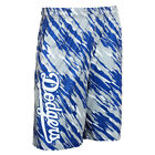 Los Angeles Dodgers MLB Repeat Print Polyester Shorts By Forever Collectibles on Ebay