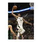 GIANNIS ANTETOKOUNMPO MILWAUKEE BUCKS LARGE CANVAS PRINT on eBay
