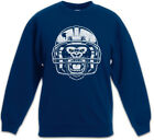 American Football Gorilla Kinder Pullover Player Passion Love Addiction Helmet
