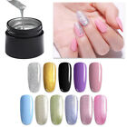 NEE JOLIE 5g Nail Painting UV Gel Nail Polish Colorful Soak Off Nail Art Varnish