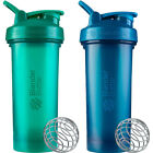 Blender Bottle Classic 28 oz. SpoutGuard Shaker Cup with Loop Top