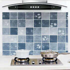 Home Kitchen Wall Decal Removable Sticker Mural Restaurant Decoration Bb