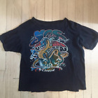 Vintage 1978 YES American Tour Band Concert T-Shirt F432 image
