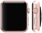 Apple Watch Series 1 Aluminium Grey / Gold / Rose Gold / Silver A1802 A1803