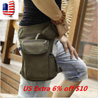 US Stock Men Outdoor Tactical Waist Pack Riding Bag Leg Drop Thigh