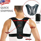 Kyпить Back Posture Support Corrector Adjustable Shoulder Brace Therapy Men Women на еВаy.соm