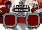 2019-20 Upper Deck Series 2 NHL Hockey Insert & Jersey Singles (Pick Your Cards)