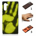 Heat Sensitive Thermal Induction Case Cover for Samsung Galaxy S20 Ultra S20 S10