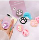 Quality Cartoon 3D Kickstand Phone Holder Compliment Airpods Case iPhone Case