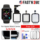 Kyпить Front Touch Screen Digitizer Glass Replace For Apple Watch Series 4 3 2 1 iWatch на еВаy.соm
