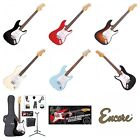 Encore E6 Electric Guitar Pack Outfit - Learner / Beginner Starter Package