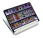 """Laptop Protector Skin Sticker Cover Decal For 9"""" 10"""" 10.1"""" Netbook Tablet PC"""