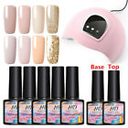 11Pcs/Set MAD DOLL 54W UV Lamp Nail Dryer Soak Off UV Gel Nail Polish Decor Kit