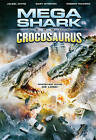 Mega Shark Vs. Crocosaurus (DVD, 2010)