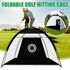 Golf Driving Net Practice Set Convenient Fast Set to up Golf Driving Range