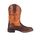Noble 65026-132 Mens All Around Cowboy Brown Pumpkin Boot FAST FREE USA SHIPPING